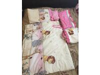 COT DUVET BEDDING SET