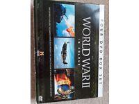 World war 2 in colour dvd box set