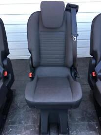 Transit custom rear seat van seat fits transporter T5 Vito Vivaro