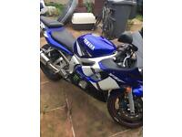 For sale 2002 r6