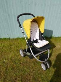 Mamas and papas stroller / travel system