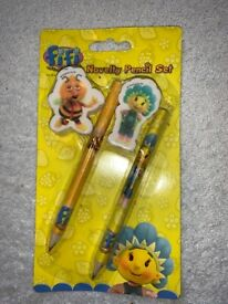 New Fifi and the Flowertots Pencil Set IP1