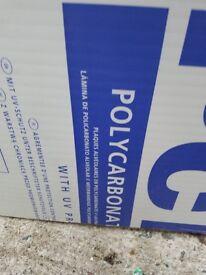 Polycarbonate 10mm 600x2400mm
