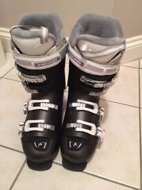 Ladies Head Edge Next Ski Boots Size 7 (27/27.5) For Sale