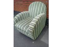 armchair, retro style