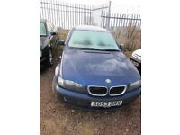 BMW 318 SPARES and Repairs