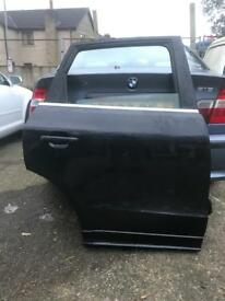 Audi Q5 sq5 drivers Rear Door