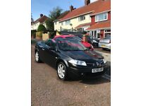 2008 Renault megane convertible 1.6 🚗 ONLY 58,000 MILES 🚗 FULL HISTORY, MOT JUNE 2018, IMMACULATE!