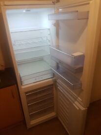 Beko CXFG1685DB Freestanding Fridge Freezer With Water Dispenser in White