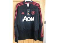 Brand new man united shirt age 15/16