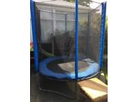 Plum 6ft trampoline
