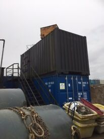 2 x Large Storage Container For Sale