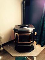 Pellet stove for sale
