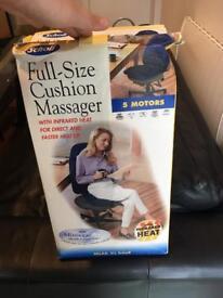 Full Size Cushion Massager