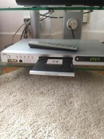 DVD recorder player