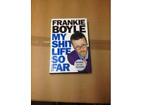 My Shit Life So Far by Frankie Boyle - SIGNED - *** Open to offers ***