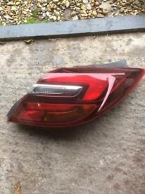 Vauxhall insignia o/s rear light