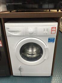 New Ex-Display Beko WM62125W 6kg Washing Machine White £140