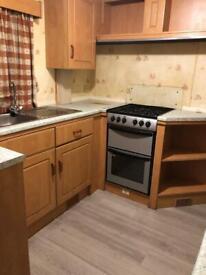Chalet for rent £800 pcm 2 bedroom roydon/Harlow