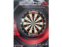 Winmau blade5 dartboard
