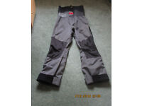 NOOKIE 3PLY EXTREME DRY TROUSER, LARGE