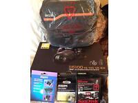 Nikon D5100 SLR 18-105 VR Kit