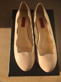 Ladies ballerinas London Revel, never used size 7