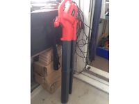Garden leaf blower vacuum 2600 watts. Can deliver locally.