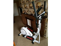 Nearly new HAMMER CROSSTECH XTR CROSS TRAINER. Local delivery is available.