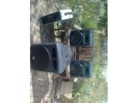 PA sound system DISCO/SINGER