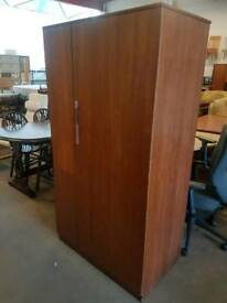 Avalon single wooden wardrobe
