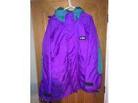 Gill waterproof lined sailing jacket - small