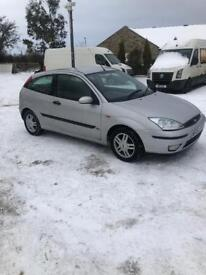 Ford focus zetech 1.6 cheap !!
