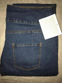 Avon bootcut jeans size 18