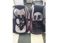 Free 2 Graco car seats