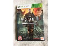 Xbox 360 game The Witcher 2 sealed