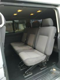 VW Transporter seats for sale from shuttle van