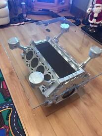 V8 coffee table Nissan Toyota Mercedes Bmw Audi vw swap w.hy