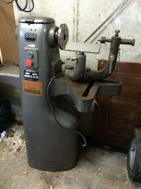 union startrite graduate Bowl turning lathe rare 240v delivery anywhere
