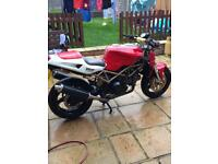Ducati st2 streetfighter