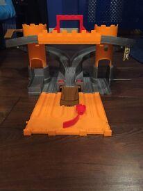 Thomas the tank engine castle