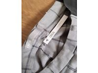 ASOS New maternity trousers grey size 8 (36)