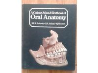 A selection of Medical and Dental text books