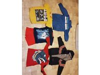 Small Bundle /Boy clothes / 4 years / Pumpkin Patch/ H&M / Star Wars