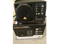 Behringer Eurolive B205D monitor