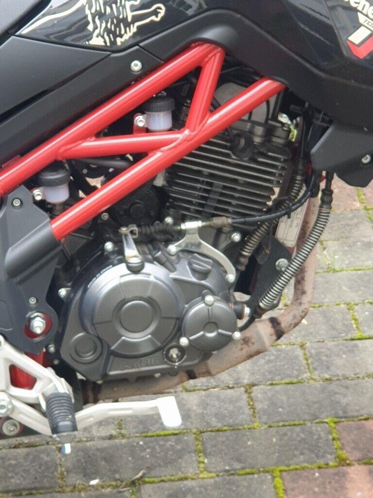 Benellie tnt 125 naked 2018 only 727 miles good litel bike | in Walton,  Merseyside | Gumtree