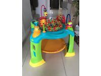 Oball kids bouncer activity centre