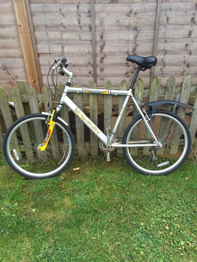 Raleigh City Bike In Cambridge Cambridgeshire Gumtree
