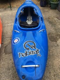 Kayak for sale- Wavesport habitat 74