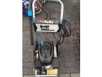 Petrol jet wash pressure washer car wash